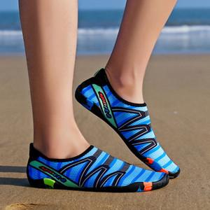 2020 SFIT Unisex Sneakers Nuoto Scarpe Beach Water Sport Spiaggia Surf Pantofole Calzature Uomo Donna di secchezza rapido di moda