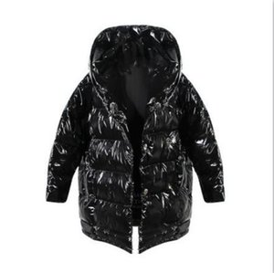 Fashion Brand Womens Designer Down Coat Parkas With Tags Reflective Outdoorwear Luxury Winter Down Jackets Streetwear Winter Womens Clothes-
