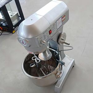 Çırpma krem mutfak Makinesi 10L Karıştırma Blender Pişirme hamur 2020 Elektrikli pişirme standı Gıda Mikserler yumurta çırpıcı