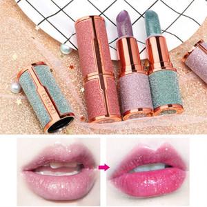 Lippenpflege Sternenhimmel Verfärbung Lippenstift Feuchtigkeitsspendende Pflegende Lipbalm Verbessern Schale