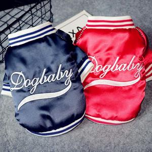 Moda Köpek Coat Sıcak Köpek Giyim Küçük Orta Köpekler Bulldog Pet Giyim Pet Giyim Ropa Perro T200101 Kış Pug Chihuahua Giysiler
