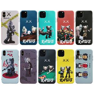 Luxe Designer Phone Cases Cartoon dernière mode TPU téléphone Coque pour iPhone xs cas max X XR 8 7 6 S Plus