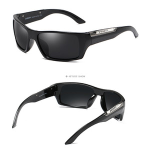 Dubery D186 Most Popular Italy Design Polarized Sunglasses 2020 New Arrival Sports Driving Sun glasses Wholesale