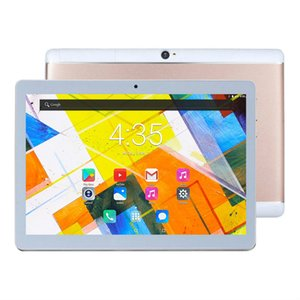 Newest 10 inch Tablet PC MTK6580 Quad Core 16GB ROM Android 7.0 GPS Dual Camera Cheap Android Tablets 10.1""