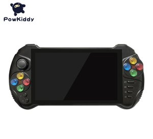 Powkiddy X15 Andriod Handheld Game Console 5.5 INCH 1280*720 Screen quad core 2G RAM 32G ROM Video Handheld Game Player 5pcs DHL