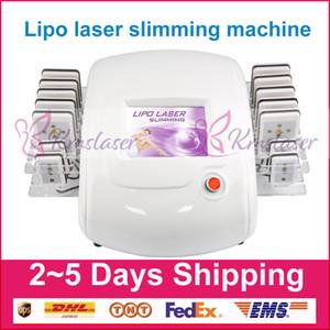 Самая новая машина красотки липолиза лазера уменьшая уменьшение сжигания жира удаления целлюлита формировать тела потери веса лазера диода 650nm 980nm