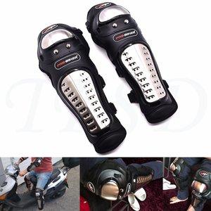 rodilleras accesorios de protección de motocicletas universales codo de acero inoxidable rodilleras kit para YZFR6S MT-09 / SR / FZ-09 TMAX