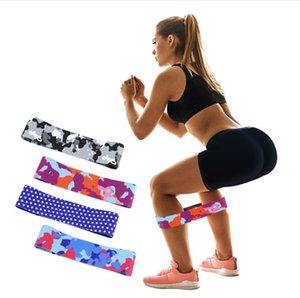 GR Hip Resistance Band Booty Elastische Bänder Workout Übung für Beine Oberschenkel Glute Hintern Squat Bands Fitness Yoga-Training Gym