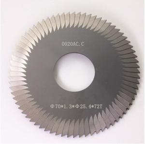fresa frontale in metallo duro 0020A C.C.for macchine per taglio chiavi wenxing 100D.100E.100E1.100F.100F1 fresa per metallo duro