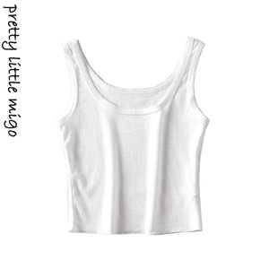2020 new fashion women's clothing multicolor camisole