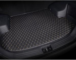 or Nissan Qashqai 2008~2021 Car Rear Cargo Boot Trunk Mat pad mats