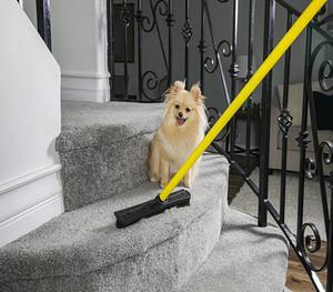 Pet Hair Removal Brush Home Floor Dust Mop Carpet Hair Clean Sweeper Multifunctional Rubber Broom with Squeegee