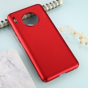 For Huawei Mate 30 Solid Color Plastic Protective Case