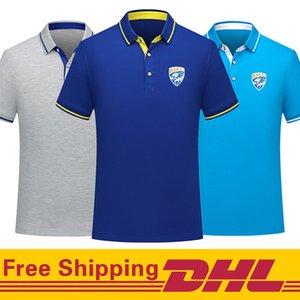 DHL libre que envía Brescia FC del fútbol de polo hombres de la camisa de manga corta de los polos de entrenamiento de fútbol la camiseta Jersey puede ser por lotes mixtos de hombres Polos