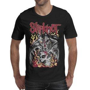 2019 campeones finales Slipknot Brain Reaper poster blackmens camiseta, camisetas, camisetas, camisetas personalizadas divertido vintage diseñador superher