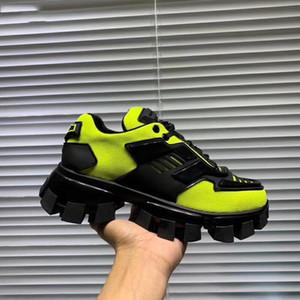 الأزياء والأحذية الجديدة مصمم أحذية Cloudbust الرعد أعلى منخفض في الهواء الطلق شبكة رجل إمرأة المطاط وحيد أحذية عادية الحجم 35-46