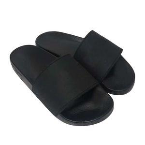 Logotipo original Mulheres e Homens Casal Chinelos Sandálias de Slides Sapatos De Borracha deslize sandália Praia causal chinelo Chinelos de Verão Moda Chinelos