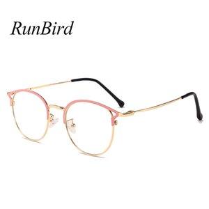 Runbird Компьютерные очки Анти синий свет Блокировка фильтра уменьшает напряжение Digital Eye Clear Regular Gaming Goggles очки 5444
