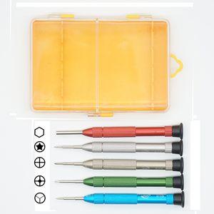 5adet Tamir Pry Seti Açılış Araçları Seti Tornavida Seti iPhone 7 7 artı Ücretsiz Epacket için