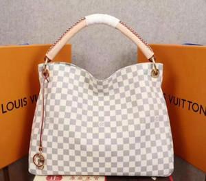 женщины мода дизайнер сумка холст pu вычурные сумки плечо M40249Pure цвет женская сумка Сумка кошелек цветок