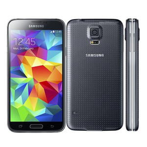 "Samsung Galaxy S5 G900F 4G LTE 2GB RAM 16GB ROM 16MP Camera Quad Core 5.1"" Inch Original Refurbished Phone"