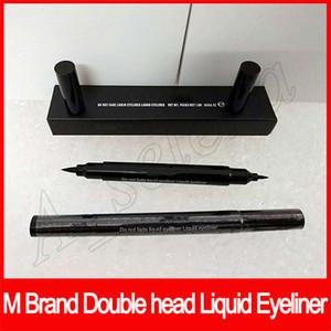 인기 브랜드 아이 메이크업 페이딩하지 마십시오 방수 아이 라이너 액체 아이 라이너 Pencil Black Net WT 1.8g 무료 배송