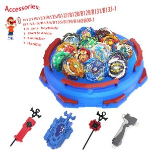 Beyblades burst Launcher Bayblade arena toupie beyblades metal spinning top Launcher Accessories bay blade blade Gift for kids Y200109