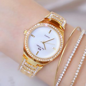 Diamond Watchs Woman 2020 Unusual Gold Women Watches Stainless Steel Ladies Wrist 2020