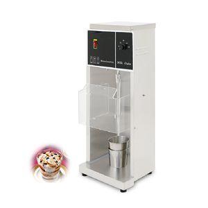 Comercial helado suave Shaker Mixer Blender ciclón máquina del fabricante de helado Mezclador Para Especial Ice Cream Shop