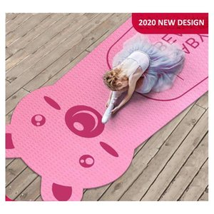 Exercise Antidesliz Yoga Mat Tapete For Pranamat Pilates Gymnastics Colchoneta Ejercicio Palestra Multifunzione Yoga Knee Pad