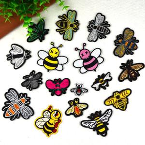 Insetos abelhas kaw Rua gergelim bordados remendos do exército quadrado emblema tático braçadeira moral para vestuário mochila tampas frete grátis