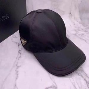 Deporte Ocio Cap Hombres Mujeres sombrero al aire libre Strapback estilo europeo sombrero de lujo de alta calidad de lona del diseñador Sombrero de sol Marca gorra de béisbol # Wit9b19