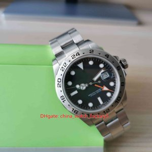 2 Color Top Quality V5 Version BP Maker 42mm Explorer 216570-77210 316L Steel Asia 2813 Movement Mechanical Automatic Mens Watch Watches