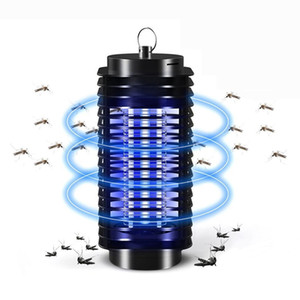 Электроника Москито Киллер Electric Bug Zapper лампа Anti Mosquito Repeller Электронные Mosquito Trap лампы 110V 220V ZZA2419 300Pcs