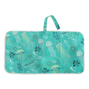 Portable Cotton Baby Waterproof Diaper Changing Pad Cover Travel Accs