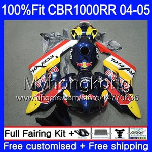 HONDA CBR 1000RR 04-05 CBR 1000 RR 2004 2005 275HM.61 CBR1000 RR CBR1000RR 04 05 OEM Enjeksiyon + Tankı