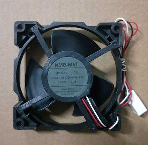Свободная перевозка груза Оригинал НОВЫЙ НМБ-MAT 3612JL-04W-S49 12V 0.3A для холодильника вентилятор охлаждения