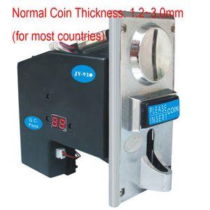 JY-92X Multi Coin Acceptor Coin Selector Coin Mech Arcade Multicade Mame Mechanism Vending Machine Arcade Parts