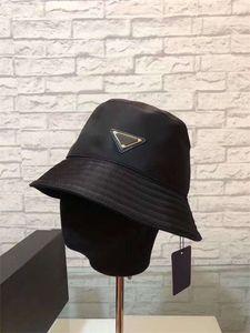 Moda Caps Bucket Chapéus para Homens Mulher Cap cabido Casual Altamente qualidade