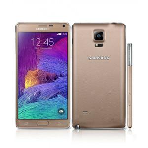 Original Samsung Galaxy Note N9100 4 Android 4.4 5.7 '' RAM de 3 GB ROM 16GB Remodelado telefone