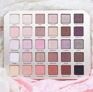 Make-up-Lidschatten-Paletten Schokolade Natural Love Lidschatten-Kosmetik-Kollektion Ultimate Neutral 30 Color Eyeshadow