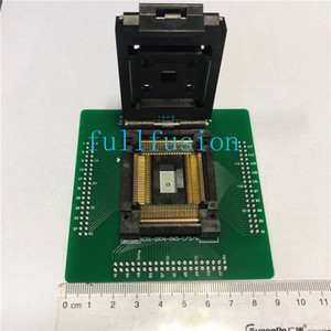 IC51-1604-845-4 Yamaichi IC Test Soket QFP160 DIP Programlama Adaptörü LQFP160 Yaka soketinde