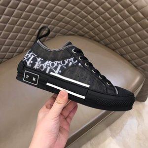 Respirant hommes designer Chaussures Mode Vintage à carreaux en coton Sneakers toile de sport de luxe Hommes de luxe Chaussures Sneakers Mode La lettre imprimé