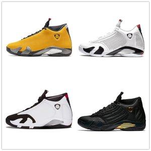 2020 New Arrived 14s men Running shoes Breathe 14 mens basketball shoe last shot desert sand university Gold Outdoor Sports Sneakers
