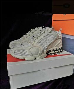 2020 Nuovo Stussy Spiridon Cage 2 Running Shoes Mens CQ5486-200 CU1854-001 Chaussures Schuwomen Sneakers Sport xshfbcl formatori