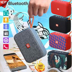 Estéreo cuadrado inalámbrica Bluetooth altavoz al aire libre a prueba de agua Soporte USB portátil