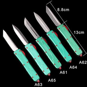 Автоматический нож двойного действия, тактический автоматический нож MICRO - TECH UTX-85, карманные ножи, складные ножи, несколько инструментов, филе, рыбные ножи.