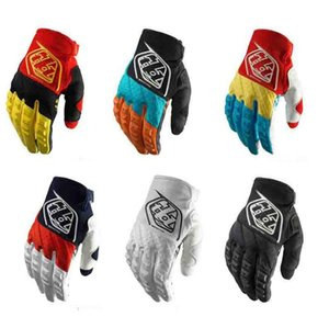 TLD bike riding gloves off-road mountain bike motorcycle rider outdoor equipment colorful sports windproof