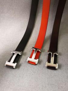 designer de marca cinto de couro nova moda de luxo carta de metal fivela de cinto 3,5 centímetros de comprimento ampla dos homens 100-120cm isenção de franquia postal