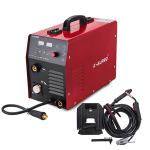 New elétrica MIG-280G Welding Machine INVERTER MIG MAG e MMA MELHOR MIG-280G Soldador 280A IGBT VENDA PROFISSIONAL